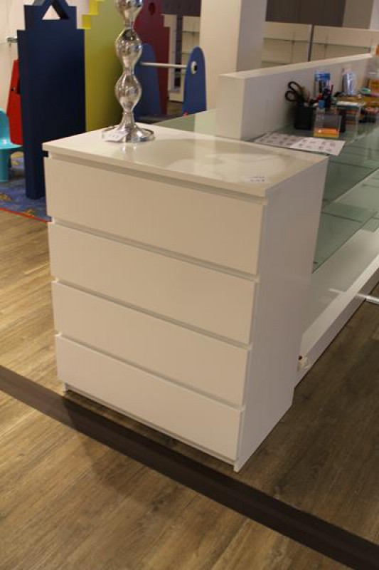 Ladenkast Voor Schoenen.Ladenkast Met 4 Laden Afmeting 80 X 48 Cm Hoogte 100 Cm Hnvi