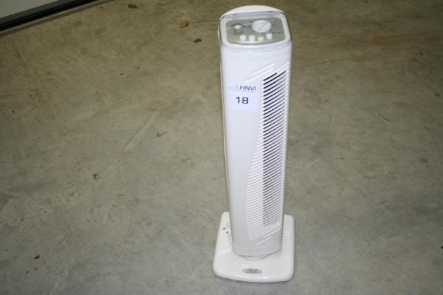 Toren ventilator QUIGG FZ20 40C.   HNVI veilingen